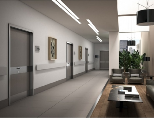 Acoustic doors: new 40 dB and 43 dB certificates