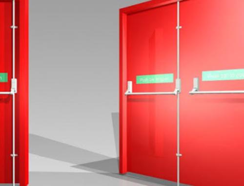 Sicurezza pubblica e privata nell'ambito di edifici e abitazioni: le porte tagliafuoco